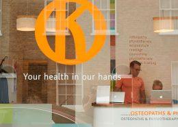 Kennington Osteopaths & Physiotherapy team
