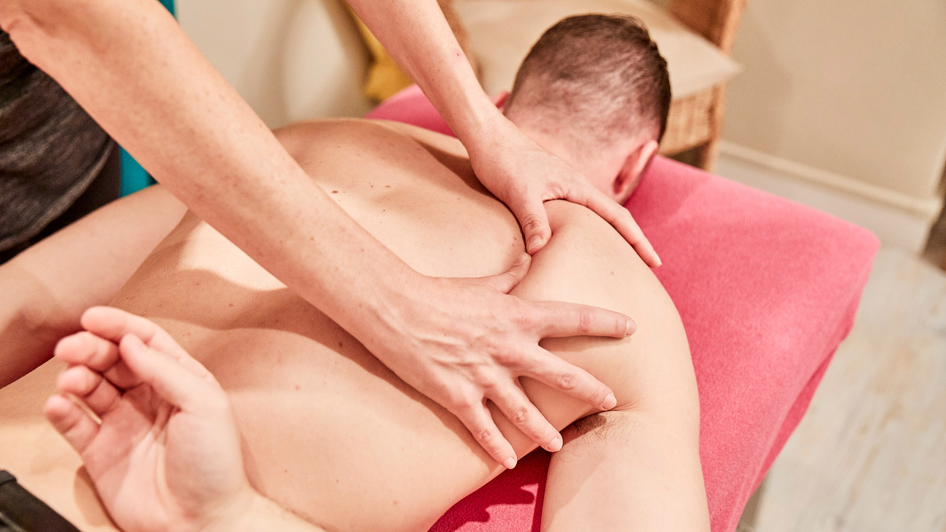 Sports Massage - can massage help with headaches
