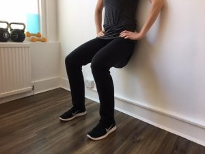 Squats to protect your ACL - skiing injury