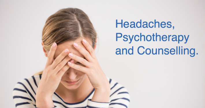 headaches, psychotherapy and counselling
