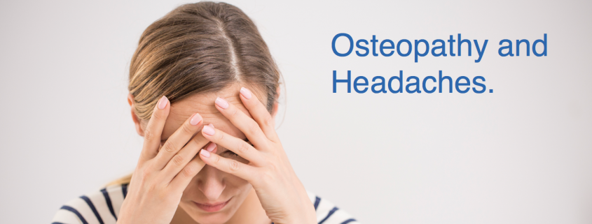 can osteopathy help manage headache