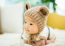 Image of baby - help with fertility blog