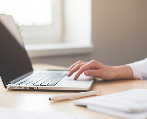 laptop - working from home tips