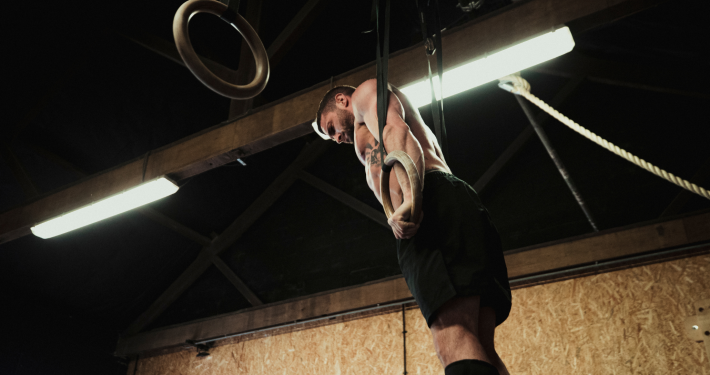 muscle up exercise